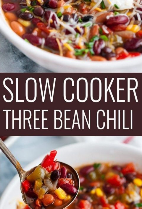 34 Mouthwatering Chili Recipes ~ Instant Pot, Crockpot and Stove Top - Our Best ...