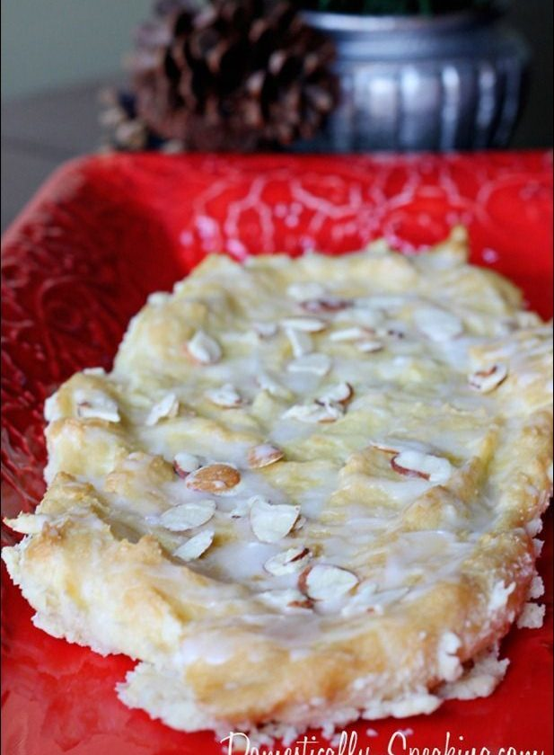 Almond Puff Pastry