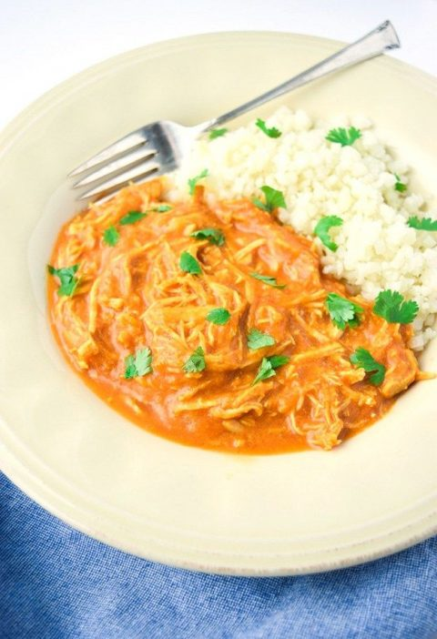Instant Pot Chicken Tikka Masala (Whole30 Paleo) - A comforting, flavorful Whole...