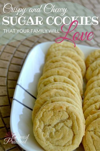 Mouthwatering Sugar Cookie