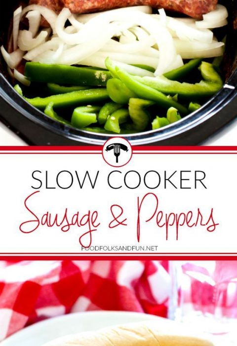 Sausage and Peppers is a classic Italian-American comfort food dish; I've adde...