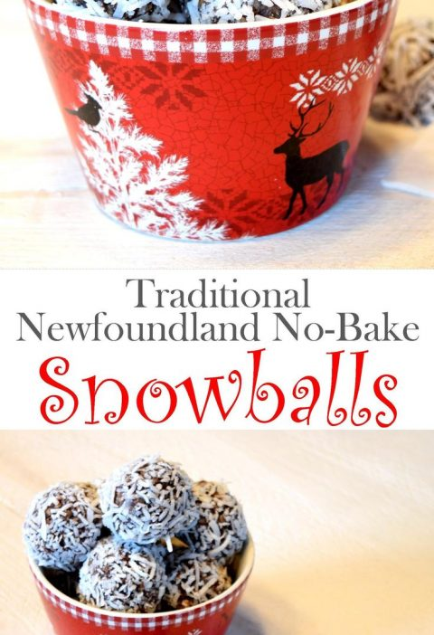 Simply referred to as Snowballs by most Newfoundlanders, this might be one of th...