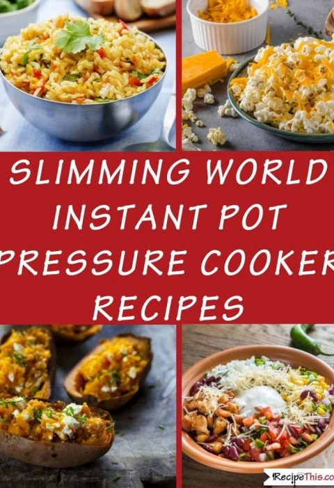 The Best Ever Slimming World Recipes. All the best  Instant Pot Pressure Cooker ...