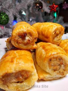 This is the only sausage roll recipe that I ever use. Dip them in your favorite ...