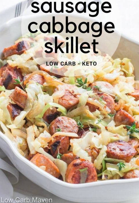 20 Must-Try Keto Cabbage Recipes