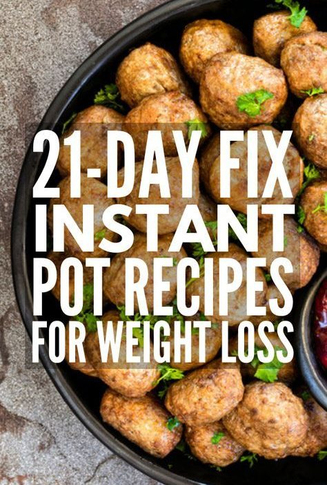 30 Low Carb Healthy Instant Pot Recipes for Weight Loss