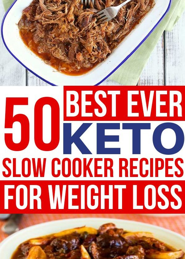 50 Best Keto Slow Cooker Recipes For Easy Weeknight Dinners