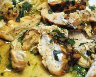 Basil Lime Chicken Recipe - Ideal Protein Friendly