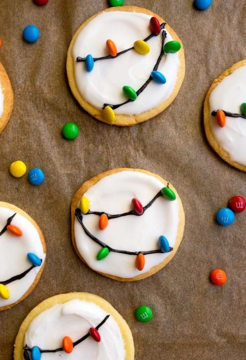 Easy Decorated Christmas Cookies - 10 Best Cookie Recipes