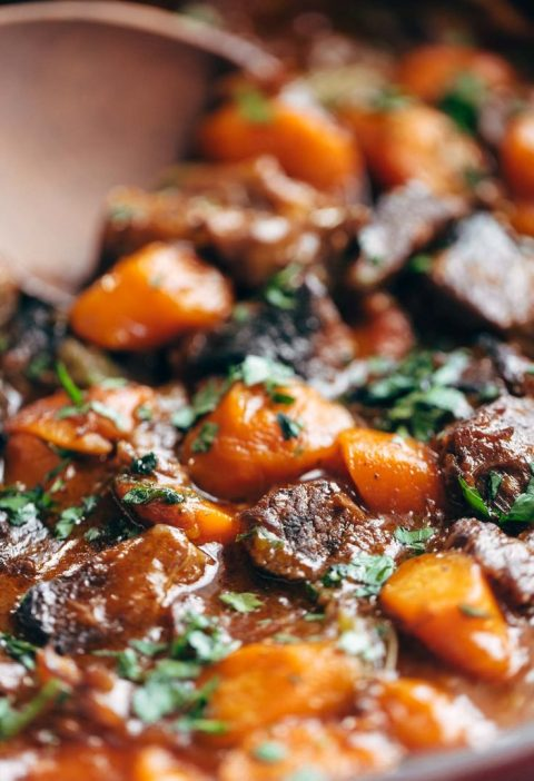 Life Changing Instant Pot Beef Stew
