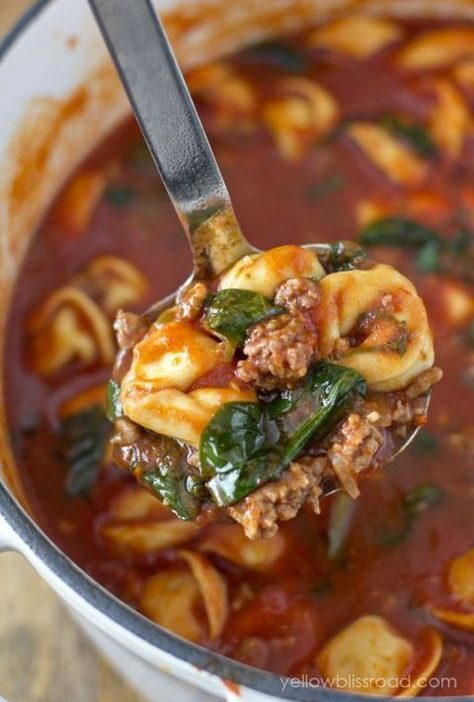 The 50 Most Delicious Fall Soups