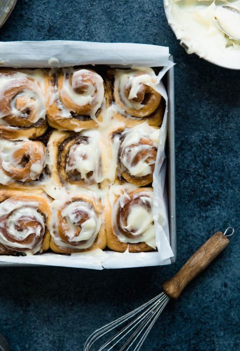 The Best Cinnamon Rolls You'll Ever Eat