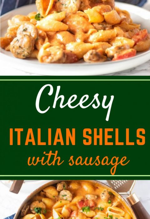 When the weather gets cold, I start craving comfort foods! One of my favorite pa...