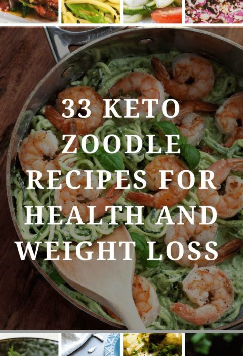 33 Amazing Keto Zoodle Recipes For Every Palate