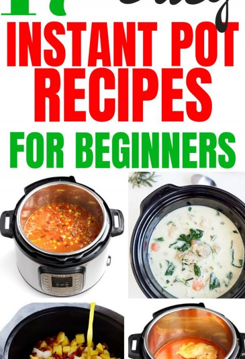 Healthy Instant Pot Recipes Perfect For Busy Nights.