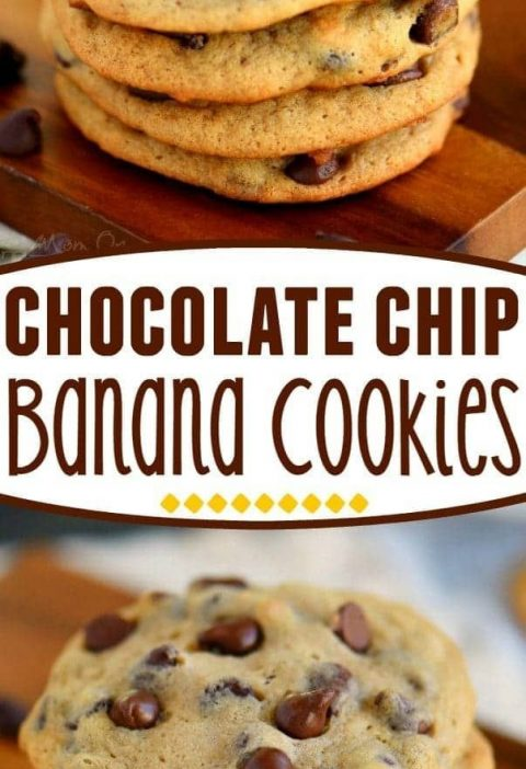 Throwing out ripe bananas is a serious no-no in my book. Don't do it! Make cooki...