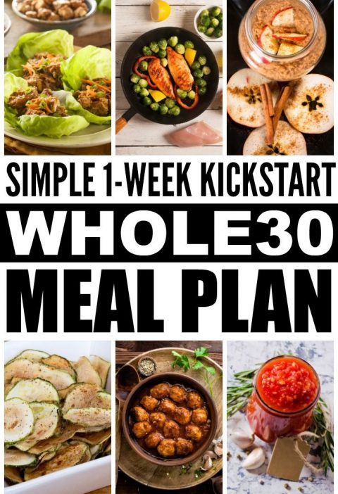 Your Complete Whole30 Week 1 Plan (+5 Tips