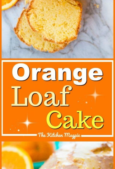 I love a good loaf cake and my amazing orange loaf cake is no exception! The ora...