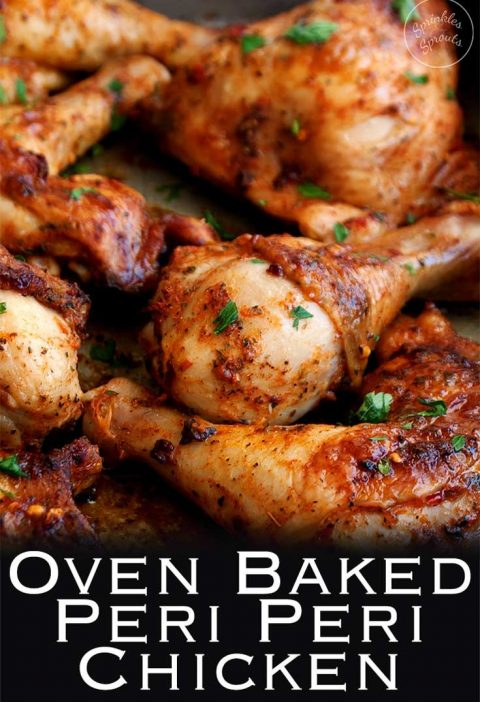 Oven Baked Peri Peri Chicken. A great recipe for an authentic South African/Port...