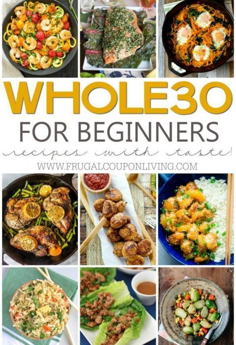 Whole 30 Recipes for Beginners