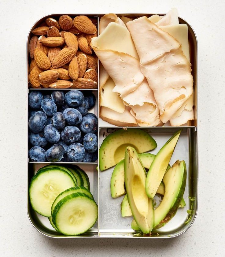 10 Easy Keto Lunch Box Ideas