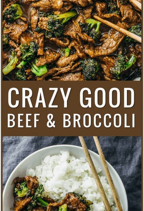 easy beef and broccoli recipe, slow cooker, healthy, authentic Chinese recipe, s...